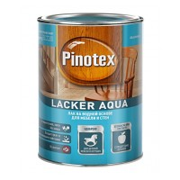 Pinotex Lacker Aqua 10 матовый 2,7л