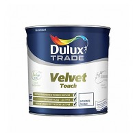 Краска Dulux Trade Velvet Touch bs BW 1л